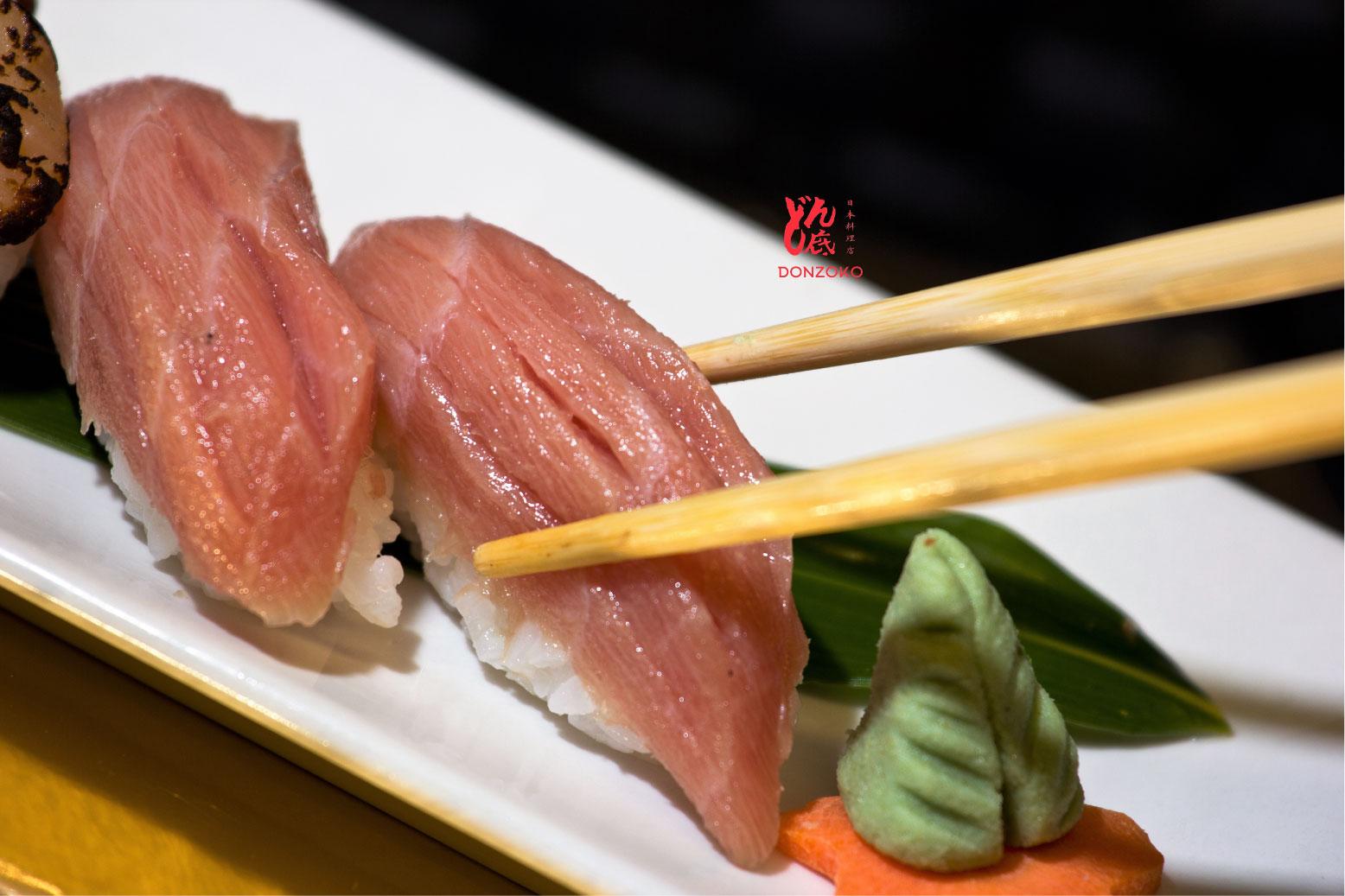 Sushi/sashimi/Maki